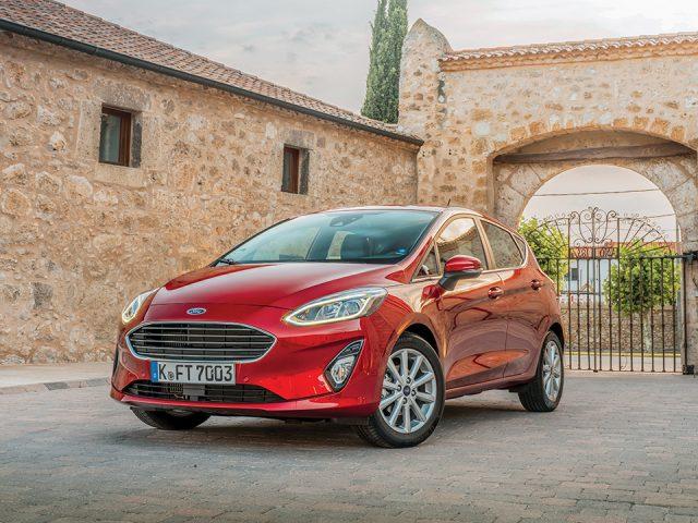 İlk Sürüş – Ford Fiesta 1.0 AT