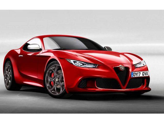 Alfa Romeo'dan yeni sporcu: 6C