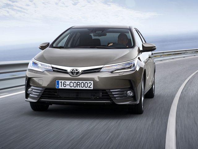 Toyota'dan yeni yıla özel kampanya