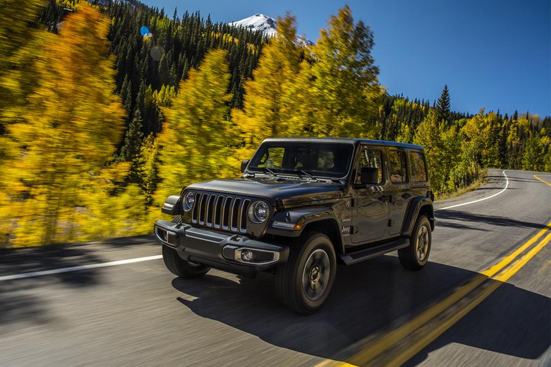 Yeni Jeep Wrangler'in Türkiye'ye geliş tarihi belli oldu