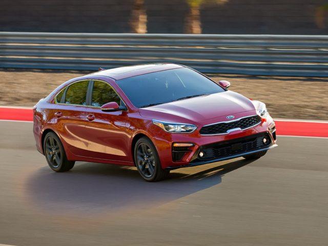 Yeni Kia Forte sedan tanıtıldı