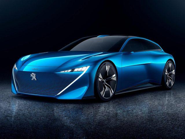 Yeni Peugeot 508 Cenevre Otomobil Fuarı'nda