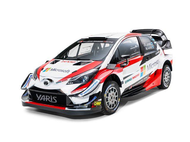Toyota Gazoo Racing 2018'de de hız kesmiyor