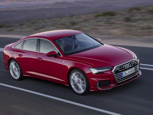 İşte yeni Audi A6