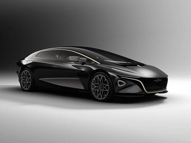 Aston Martin'den Tesla'ya rakip geliyor