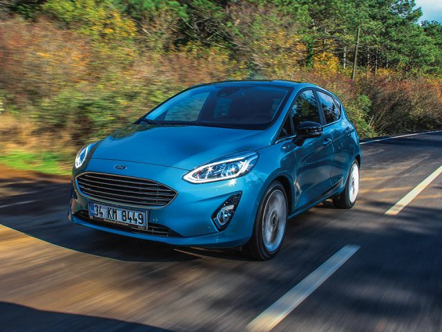 Test- Ford Fiesta 1.0 AT