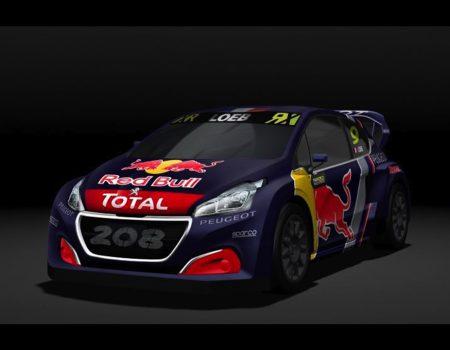 Peugeot, 208 WRX ile liderliği hedefliyor