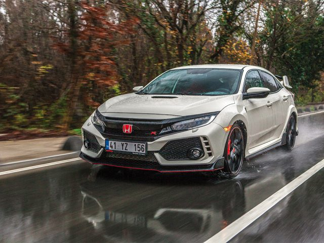 Test – Honda Civic Type R
