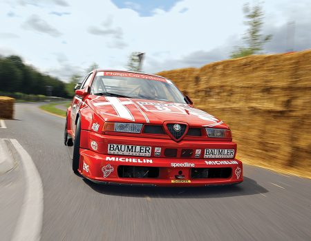 Test – Alfa Romeo 155 V6 TI DTM