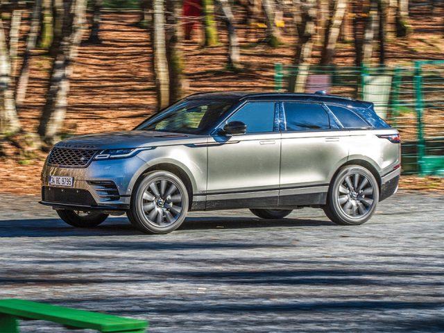 Test – Range Rover Velar