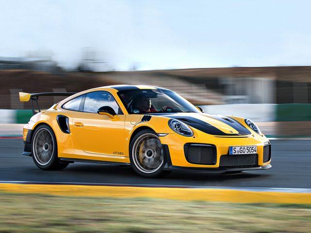 Test – Porsche 911 GT2 RS