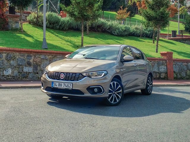 Test – Fiat Egea HB 1.6 M.Jet DCT Lounge Plus