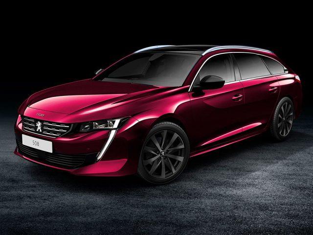 Yeni Peugeot 508 Station Wagon Ekim ayını bekliyor