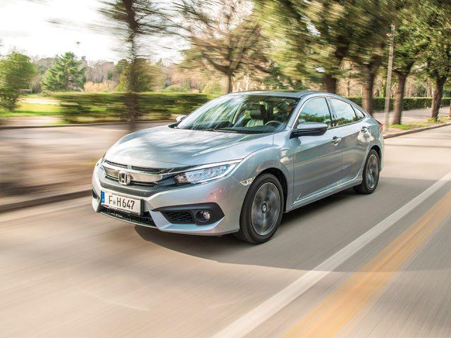 İlk Sürüş – Honda Civic Sedan Dizel