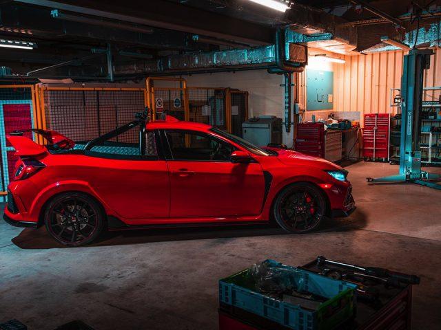Honda Civic Type R Pick-Up… Şaka mı?