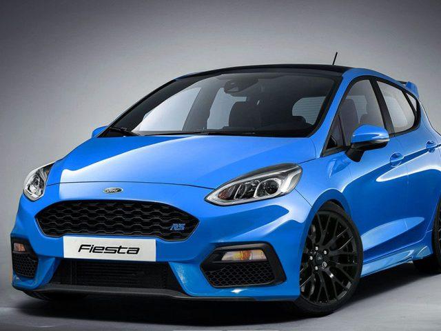 Ford bir Fiesta RS üzerinde çalışıyor olabilir mi?