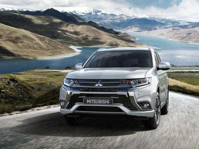 Mitsubishi Outlander PHEV özel siparişle getirilecek