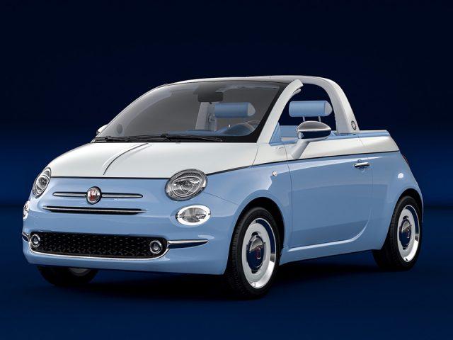 Fiat 500'ün doğum gününe özel…