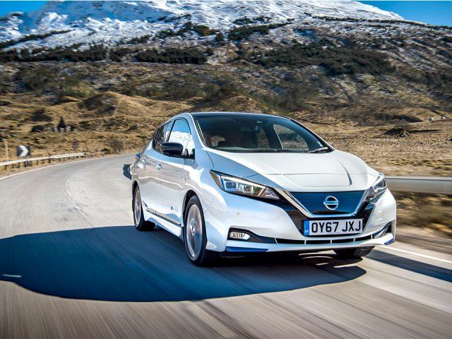 Daha güçlü ve daha uzun menzilli Nissan Leaf