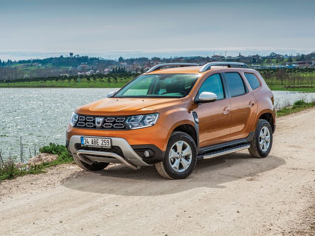 Test – Dacia Duster 1.5 dCi EDC 4×2