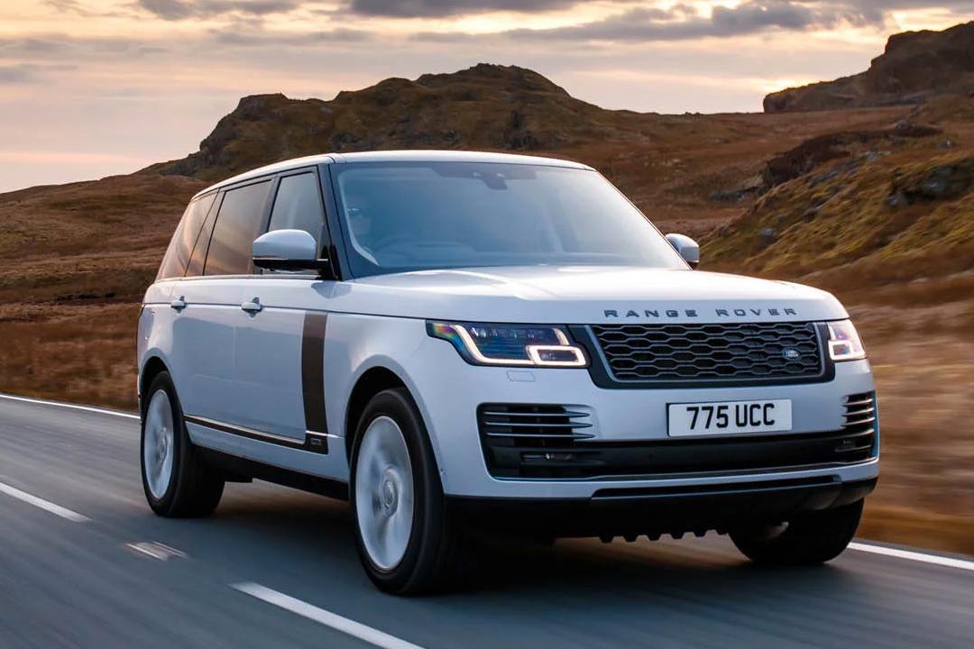 Range Rover artık daha güçlü
