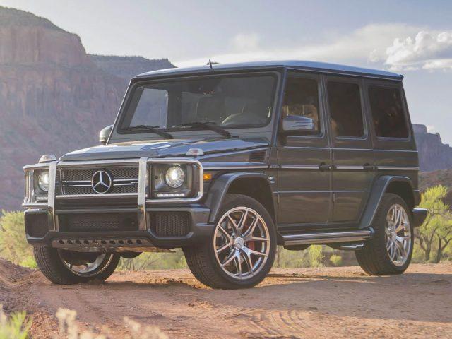 """Mercedes """"çok hızlı geri gittiği için"""" G65 modellerini geri çağırıyor"""