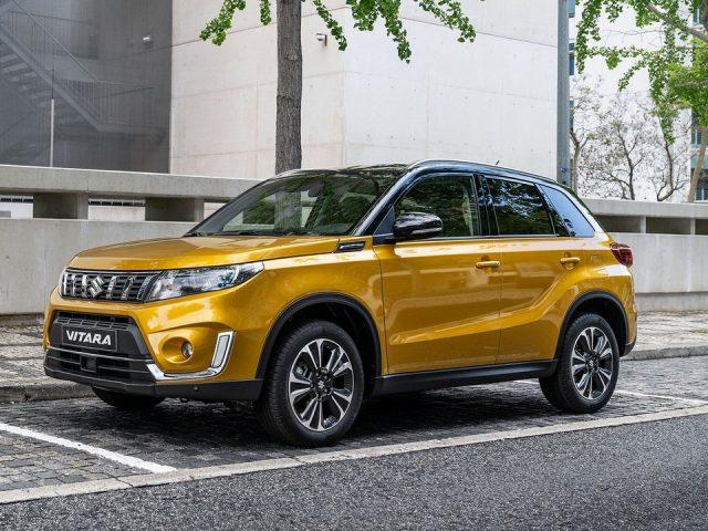 Suzuki Vitara yenilendi