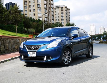 Test – Suzuki Baleno 1.2 Dualjet AT