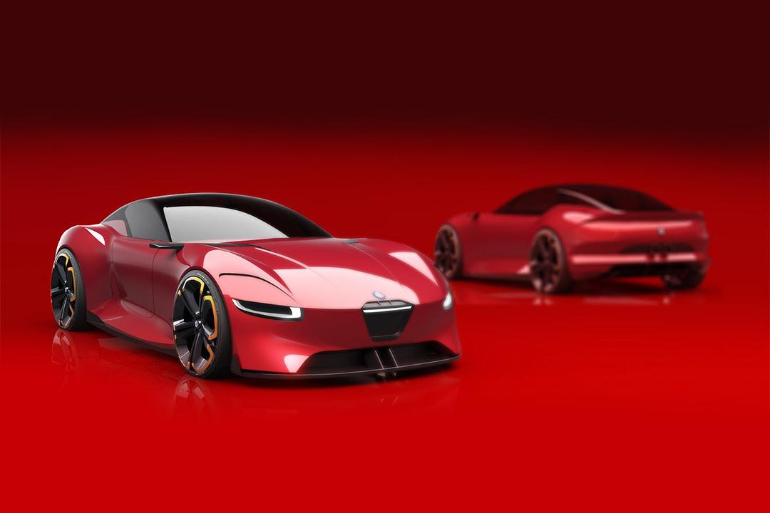Yeni Alfa Romeo 8C'nin gücü 800 HP'yi geçebilir