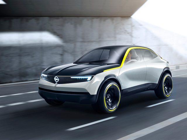 Opel'in gelecek vizyonu: GT X Experimental