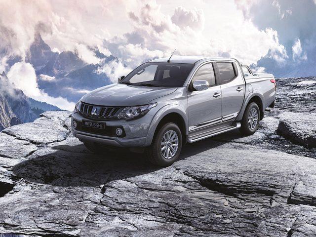 Mitsubishi L200 yine en çok satılan pick-up oldu