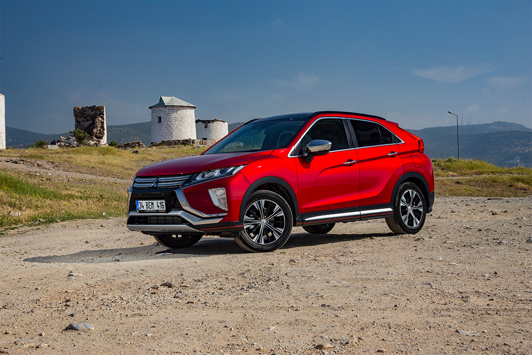 Test – Mitsubishi Eclipse Cross