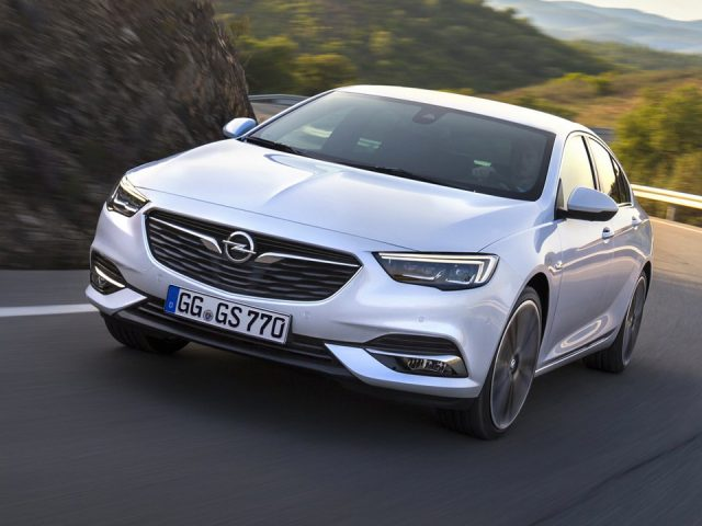 Opel Insignia'ya yeni 1.6 lt'lik motor geldi