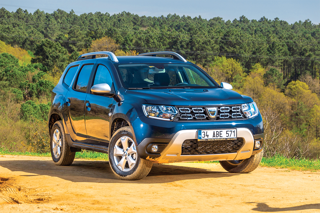 Test – Dacia Duster 1.5 dCi 4×4