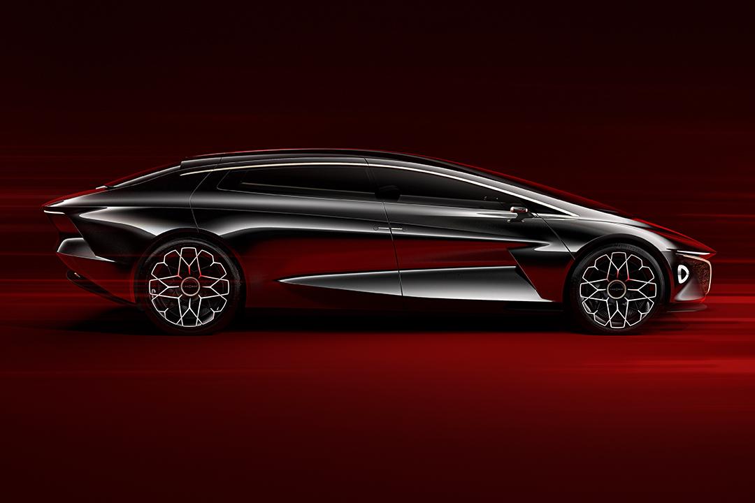 İşte Aston Martin'in ilk elektrikli otomobili