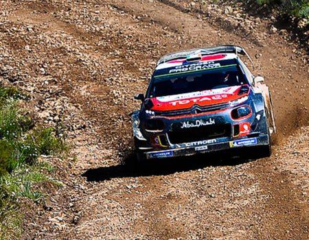 Citroen C3 WRC Türkiye Rallisi'ne hazır