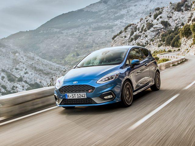 Test – Ford Fiesta ST