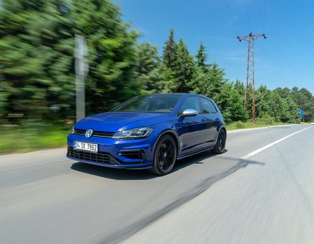Test – Volkswagen Golf R