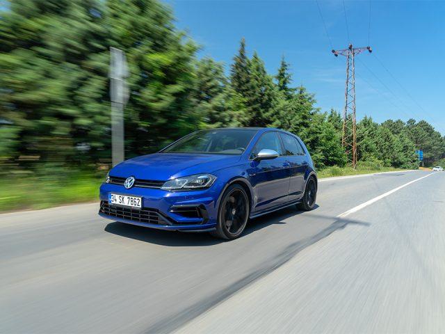 Test – Volkswagen Golf R