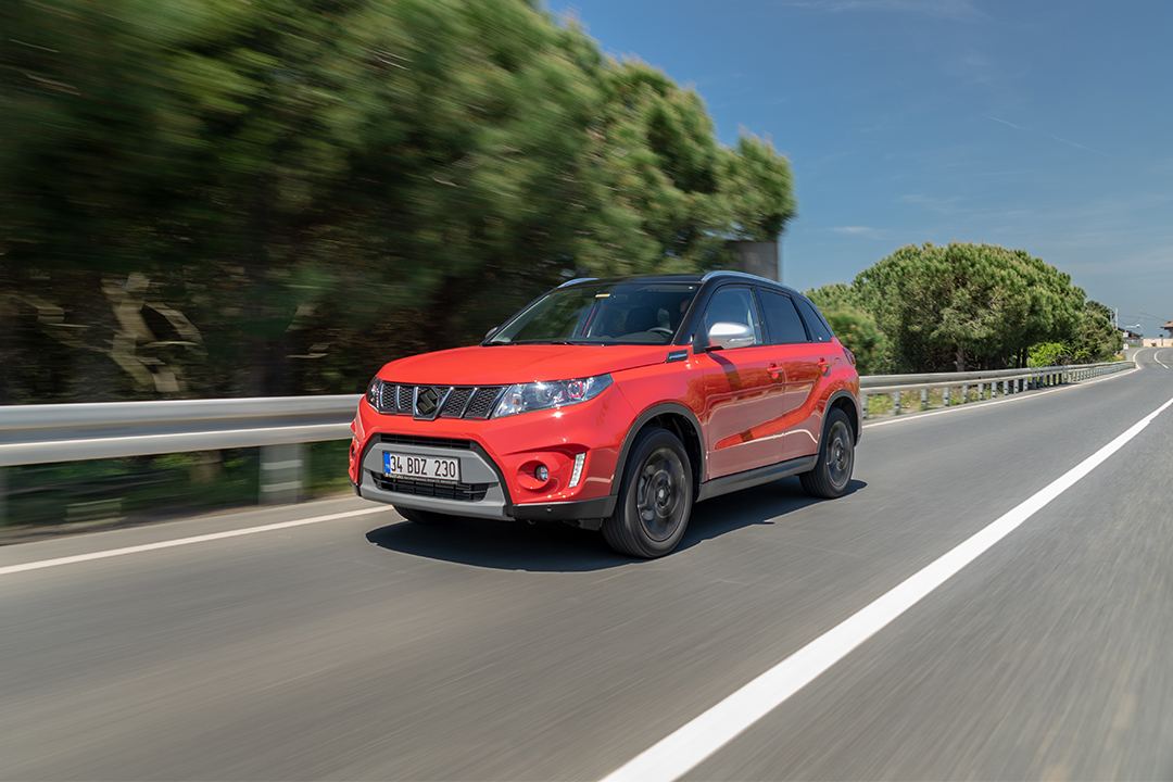 Test – Suzuki Vitara 1.4 S AT 4×4