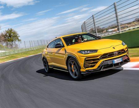 Test – Lamborghini Urus