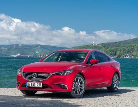 Test – Mazda6 2.0 AT