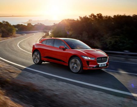 Test – Jaguar I-Pace