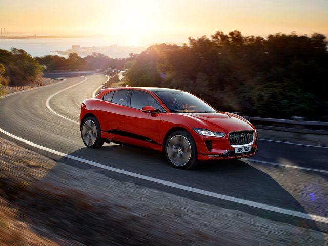 Test – Jaguar I-Pace