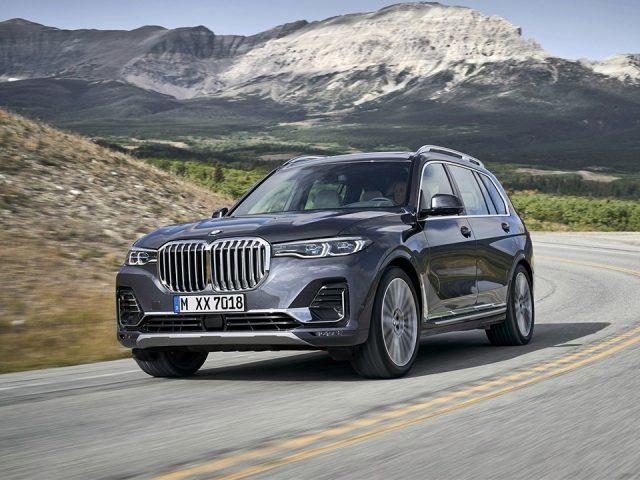 BMW'nin bugüne kadar ürettiği en büyük SUV: X7