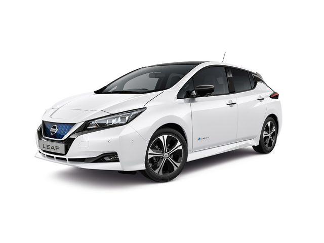Elektrikli aracın lideri Nissan Leaf