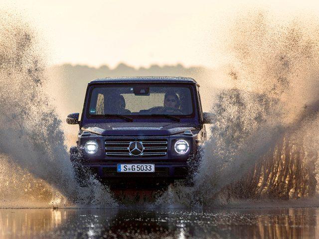 Test – Mercedes-Benz G 500