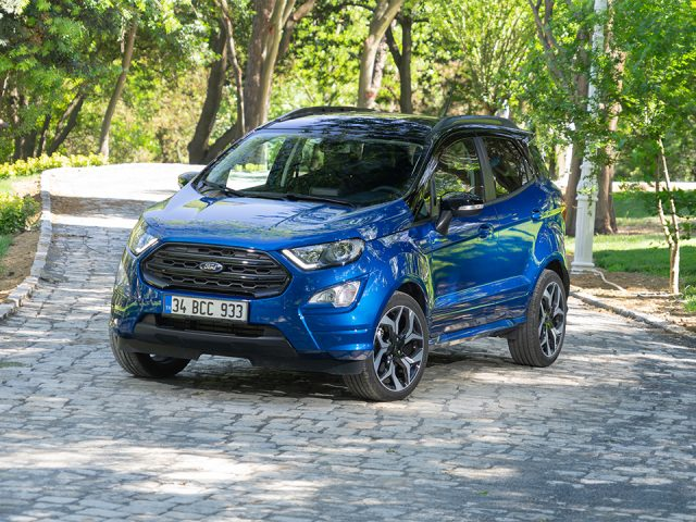 Test – Ford EcoSport 1.0 EcoBoost AT