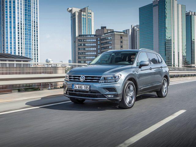 Test – Volkswagen Tiguan Allspace