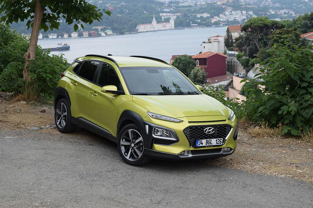 Test – Hyundai Kona 1.6 Turbo DCT